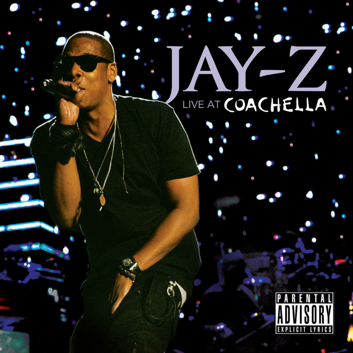 Cover JAY-Z - Live At Coachella (2010)